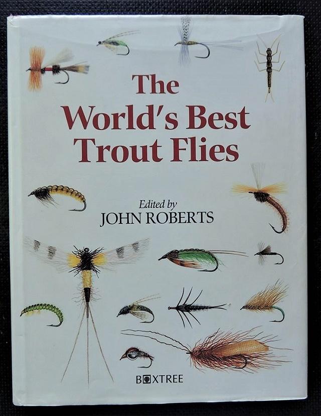 Knjiga: Najbolje pastrmske mušice na svijetu od John Roberta