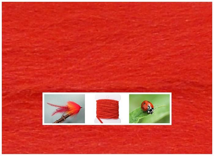 Crvena boja kod mušičarenja