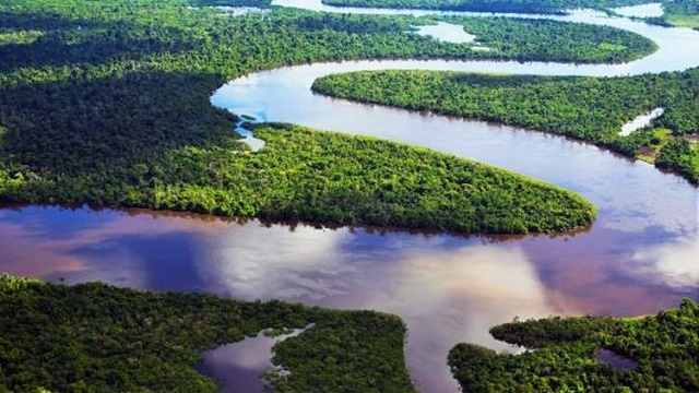 Neukrotivi Amazon: Rijeka koja nema nijedan most