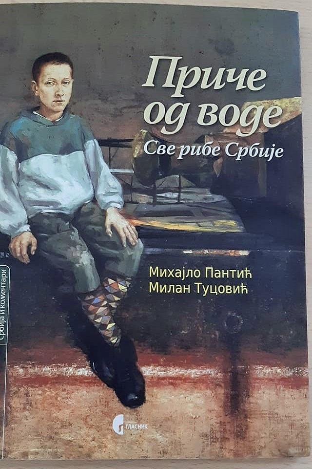 """Knjiga; """"Priče od vode"""" – Mihajlo Pantić"""