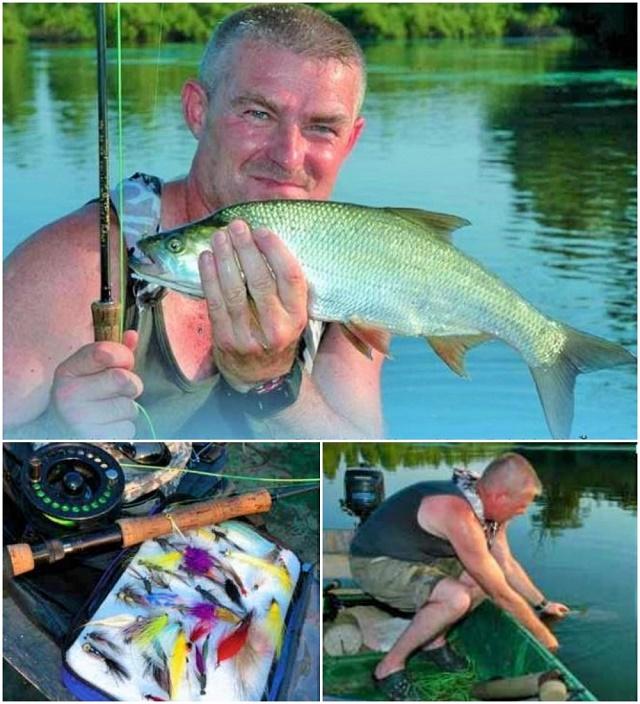 Najbolji ribolov u životu