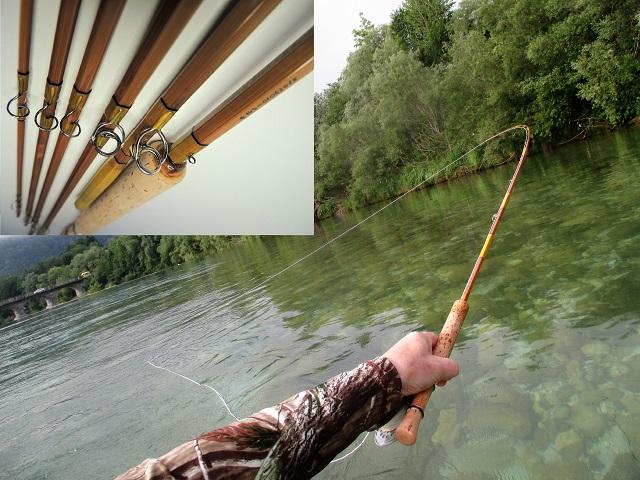 Moj šestodelni štap od bambusa