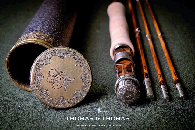 Thomas&Thomas bambus štap Montana