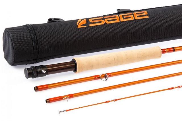 Mušičarski štap Sage Bolt