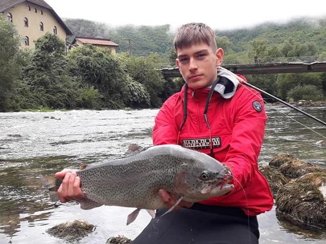 Ulovi velikih riba na Uncu i Uni