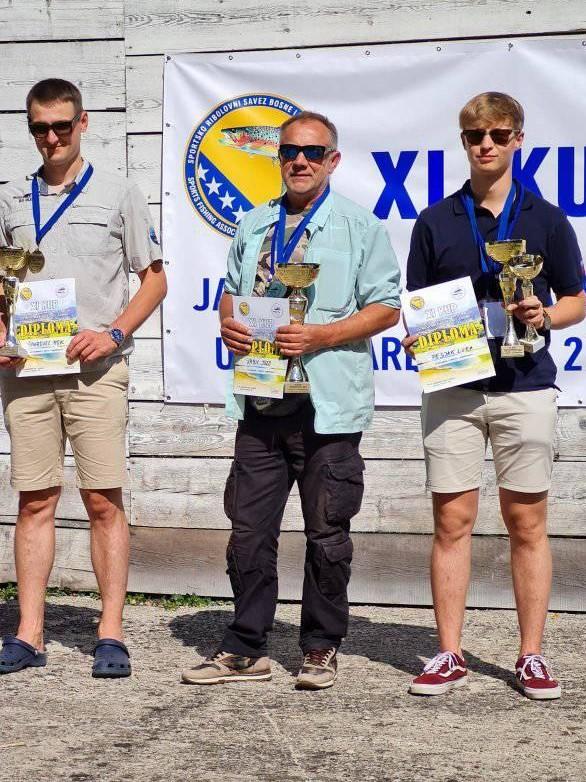 Završen XI Jadransko-podunavski kup u mušičarenju