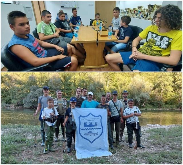 Škola mušičarenja u Banja Luci