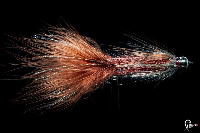 Braon streamer by MamuTi Fly